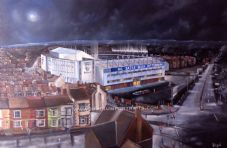Everton Goodison Park 20'' x 30'' approx poster print